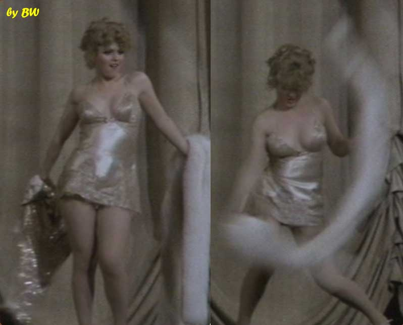 bernadette peters topless