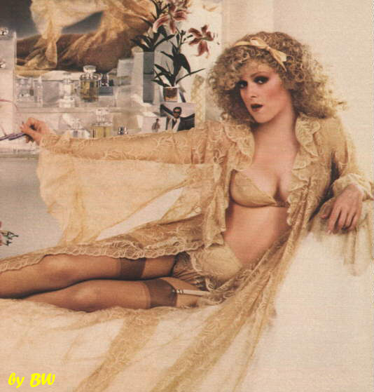 Congratulate, bernadette peters topless